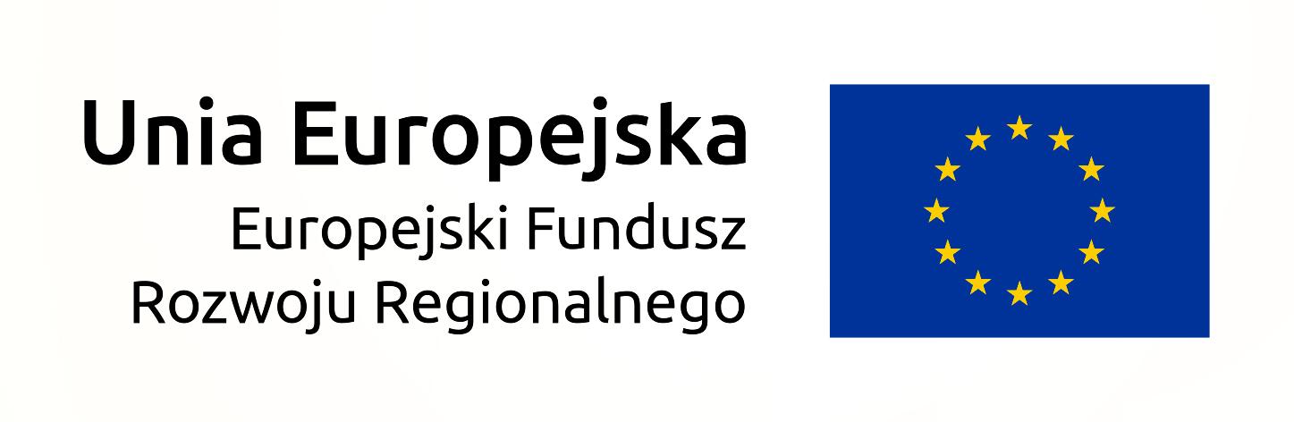 Unia Ruropejska Europejski Fundusz Rozwoju Regionalnego