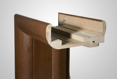 New Arcus door frame