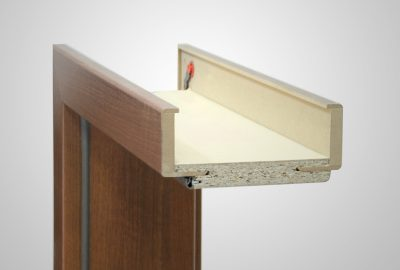 Adjustable door frame
