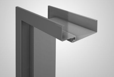BORD steel fixed door frame