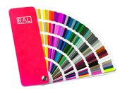 RAL colours  (additional payment)